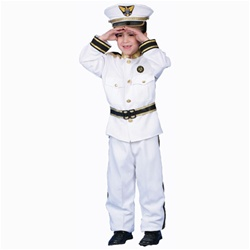 Navy Admiral Costume