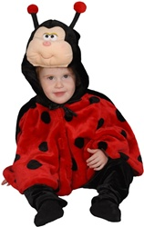 Cute Little Ladybug Cape