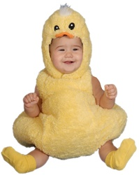 Cute Little Baby Ducky Costume