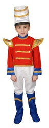 Deluxe Toy Soldier Set Costume