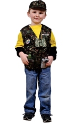 Military Forces Role Play Dress Up Set