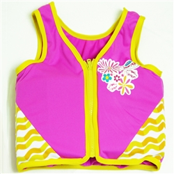 Pink Floatation Swim Vest Small/Medium