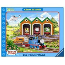 Thomas and Friends Jigsaw Puzzle