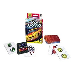 Top Speed Card Game