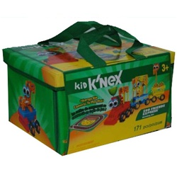 Kid K'Nex Zoo Friends Express Building Set - 171 Pieces
