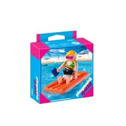 Playmobil Woman with Float