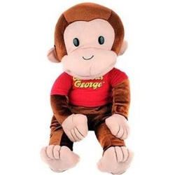 Curious George Classic 21 inch Doll