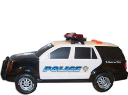 Roadrippers Lights and Sound Police SUV