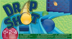 Drop Shot Board Game - It's a Race to The Top But Beware of The Drop
