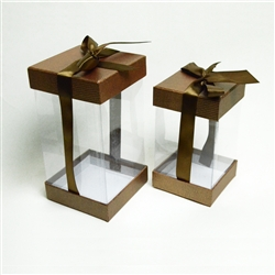 Gourmet Delicacy Gift Boxes - Bronze