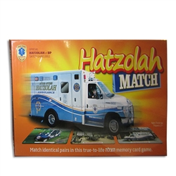 Hatzolah Match Game