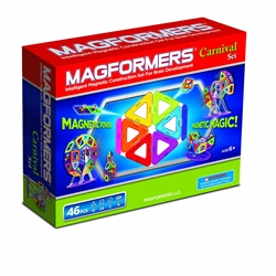 Magformers Carnival Set 46 Pieces