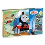 Thomas The Tank Engine 4 Pack Wood Puzzles
