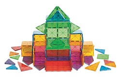 100 pc. Clear Magna Tiles